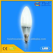 2013 Big News! CRI80 SMD5630 5W E14 e14 led candle bulbs 5w