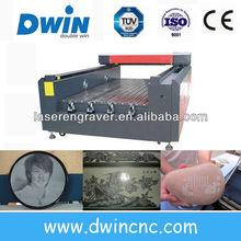 DW1325 marble/granite surface engraving laser machine high precision