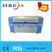 2013 hot sale Jinan lifan PHILICAM FLDJ1390 laser machine cutting machines jewelers