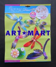 Kids Wall Stickers, Cartoon Wall Stickers AM-3D-002 ART MART