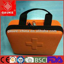 Eva first aid bag/EVA first aid box design in china