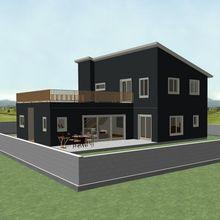 galvanized light steel housing