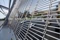 Aço inoxidável engranzamento de fio decorativo( revestimento da parede)