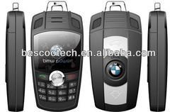 X6 mini car key small size mobile phones
