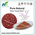 Polvere di riso rosso del lievito, k monacolina lovastatina 3,0%