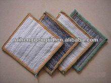 5 kg / m2 bentonita de sodio geosintéticos revestimiento de arcilla de China proveedor