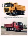 e shacman sinotruck caminhão 6x4 caminhão para a venda