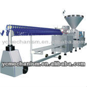 vacuum sausage filler with hanging system