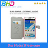 HelloDeere Feather Silk Leather Case With Stand for Samsung Galaxy note2 n7100