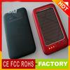 5000mah solar charger&solar power bank 5000mah&mobile power bank(5000mah) for iphone ,ipad tablet pc