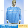nonwoven disposable lab coat..chemical lab coat..cheap lab coats