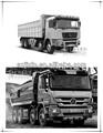 shacman caminhões basculantes e mercedes actros basculante para venda