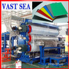 ABS/PP/PE/PET sheet plastic compound machine