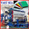 ABS/PP/PE/PET sheet plastic compound machine