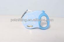 Wholesale Pet Dog Product Retractable Pet Leash With Waste Bag Dispenser