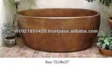 Copper Bath tub, tubs, copper tub