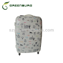 New Design Girls Trolley Case ABS/PC School Travel Bags