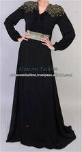 Hand embroidered Abaya