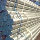 welded hot GI pipe/erw galvanized tube