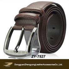 Mens casual belts wholesale leather belt blanks(ZY-7527)