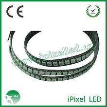 ws2812b epistar chip flexible car led strip black light