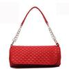Wholesale Woven Pattern Party HandBag HAND BAG CHAIN SHOULDER SMALL LITTLE DRAWSTRING BAG Evening Clutch Bag