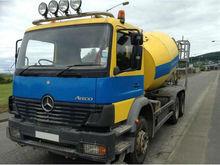 MERCEDES ATEGO 2633B 6X4 Concrete Mixer DIESEL, 1502350