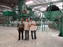 fertilizer disk granulator equipments line