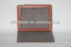 orange leather case for ipad with keyboard (Louis63)