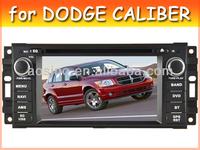 car audio radio car dvd gps for DODGE CALIBER with bluetooth gps navigation