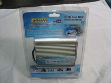 Car Electronics 12V DC to 220V AC Power Inverter Converter Adaptor 100W