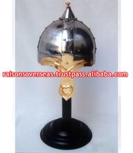 Medieval Armor Helmet Ancient Norman War Helmet