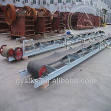 conveyor belt for aluminium extrusion used in crop filed