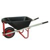 Pb-free and UV Resistance Powder Coating wheelbarrow