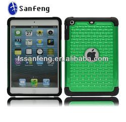 Factory outlet Flip Cover Case for ipad mini, Hard pc case for ipad mini