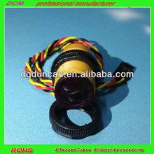 E18-D80NK, infrared obstacle avoidance sensor, 3-80cm adjustable