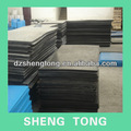 De plástico uhmwpe duro hoja/tableros/panel de material virgen