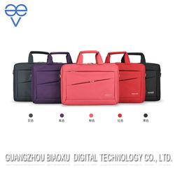 (D372)laptop bag for gift laptop solar charger bag