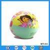 Colorful inflatable PVC beach ball, PVC inflatable beach ball girls