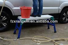 Aluminum folding stool/car washing ladder/work platform