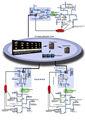La optimización de energía para el voltaje y la potencia reactiva-- ivc