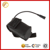 Replacement spare battery bag bike battery bag for light
