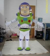 de alta calidad de buzz lightyear carácter de disfraces para adultos