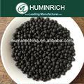 De liberación lenta húmicos acid+npk 8- 8- 8+te granular ácido húmico fertilizante de liberación lenta