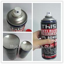 Aerosol All Purpose Oxalic Acid Rust Remover