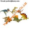 super top loverly plastic dinosaurs toys,dinosaur figurine