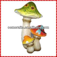 Brand new high quality custommushroom statues