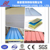 Colorful steel roofing sheet / Construction building roofing material / corrugated sheet