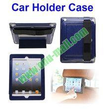 New !! Multifunctional Car Leather Case for iPad/iPad Air/iPad 2/3/4/5