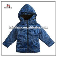 Fashion winter children clothing for boy